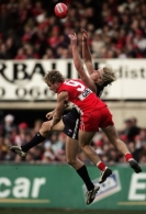AFL 2004 Rd 14 - Carlton Blues v Sydney Swans
