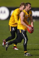 AFL 2004 Media - Richmond Training 130804
