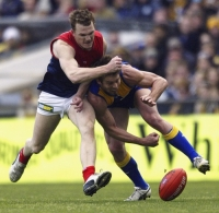 AFL 2004 Rd 22 - West Coast v Melbourne