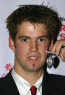 AFL 2004 Media - National Rising Star Award 020904