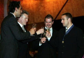AFL 2004 Media - Brownlow Medal Dinner 200904