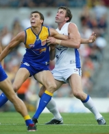 AFL 2005 Semi-Final Wizard Cup - West Coast Eagles v Kangaroos