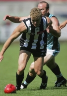 AFL 2005 Trial Match - Collingwood v Port Adelaide