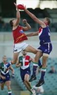 AFL 2005 Trial Match - Fremantle v Western Bulldogs