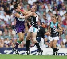 AFL 2005 Rd 1 - Fremantle v Port Adelaide