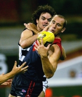 AFL 2005 Rd 3 - Melbourne v Geelong