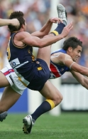 AFL 2005 Rd 4 - West Coast Eagles v Western Bulldogs