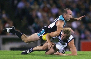AFL 2005 Rd 5 - Port Adelaide v Geelong