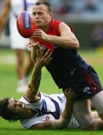 AFL 2005 Rd 6 - Melbourne v Fremantle