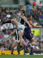 AFL 2005 Rd 7 - Fremantle v Collingwood