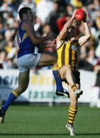 AFL 2005 Rd 7 - Hawthorn v West Coast Eagles