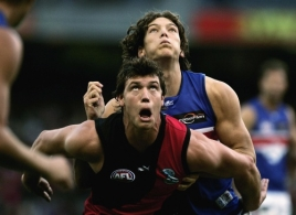 AFL 2005 Rd 10 - Essendon v Western Bulldogs