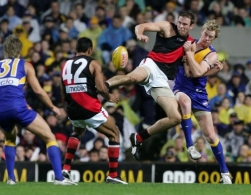 AFL 2005 Rd 12 - West Coast Eagles v Essendon