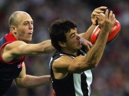 AFL 2005 Rd 12 - Melbourne v Collingwood