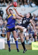 AFL 2005 Rd 14 - West Coast Eagles v Carlton