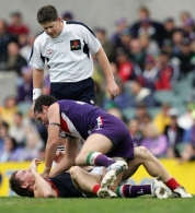 AFL 2005 Rd 17 - Fremantle v Melbourne