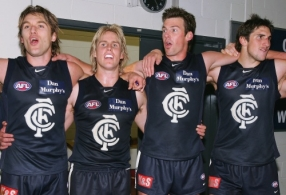 AFL 2005 Rd 18 - Carlton v Richmond