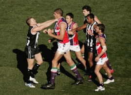 AFL 2005 Rd 18 - Collingwood v Fremantle