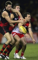 AFL 2005 Rd 19 - Essendon v Sydney
