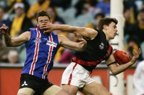 AFL 2005 Rd 20 - Hawthorn v Essendon