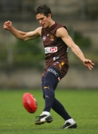 AFL 2005 Media - Hawthorn Training 180805