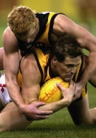 AFL 2005 Rd 21 - Richmond v Hawthorn