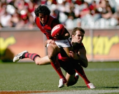 AFL 2005 Rd 22 - Essendon v Melbourne