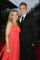 AFL 2005 Media - Brownlow Medal Arrivals 190905
