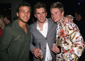 AFL 2005 Media – Network Ten's Seriously Party 210905