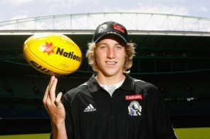 AFL 2005 Media - AFL National Draft 261105