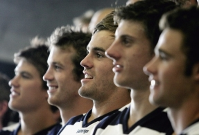 AFL 2006 Media - 2006 Geelong Team Photo Session