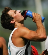 AFL 2006 Media - Essendon Training Session 200106