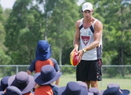 AFL 2006 Media - 2006 Essendon AFL Community Camp