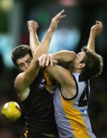 AFL 2006 NAB Cup Rd 1 - Hawthorn v Richmond