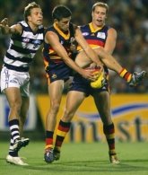 AFL 2006 NAB Cup Grand Final - Adelaide v Geelong