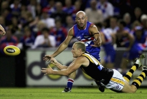 AFL 2006 Rd 1 - Western Bulldogs v Richmond