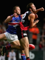 AFL 2006 Rd 3 - Essendon v Western Bulldogs
