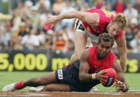 AFL 2006 Rd 3 - Melbourne v Adelaide Crows