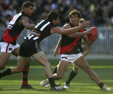 AFL 2006 Rd 4 - Collingwood v Essendon