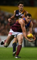 AFL 2006 Rd 5 - West Coast Eagles v Brisbane Lions