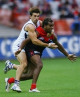 AFL 2006 Rd 7 - Melbourne v Fremantle