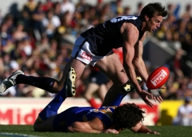 AFL 2006 Rd 11 - West Coast Eagles v Carlton