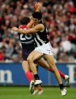 AFL 2006 Rd 11 - Melbourne v Collingwood