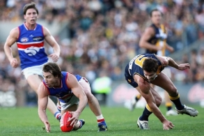 AFL 2006 Rd 13 - West Coast v Western Bulldogs