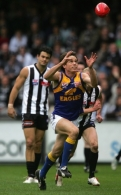 AFL 2006 Rd 16 - Collingwood v West Coast Eagles