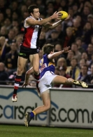 AFL 2006 Rd 18 - St Kilda v West Coast Eagles