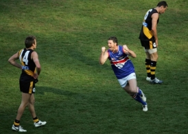 AFL 2006 Rd 18 - Richmond v Western Bulldogs