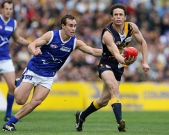 AFL 2006 Rd 19 - West Coast Eagles v Kangaroos