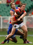 AFL 2006 Rd 20 - Western Bulldogs v Adelaide Crows