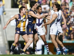AFL 2006 Rd 21 - West Coast v Fremantle